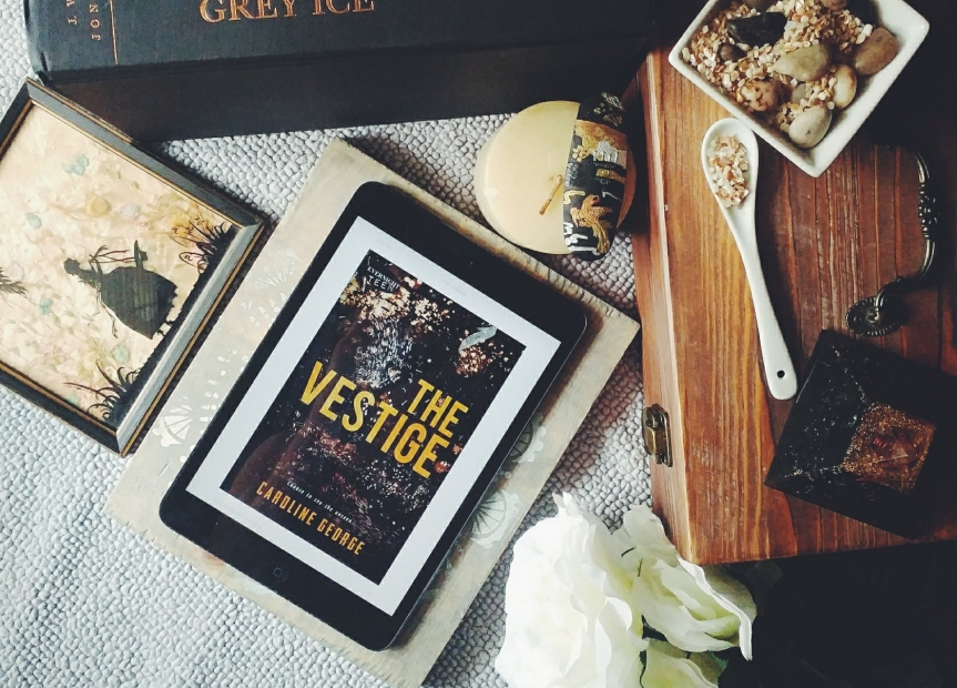 Book Review: The Vestige by CarolineGeorge