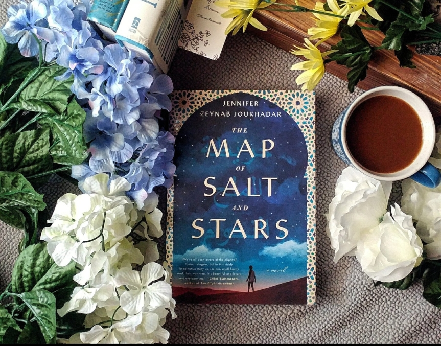 August Expected 5 Star Read – The Map of Salt and Stars by JenniferZeynab