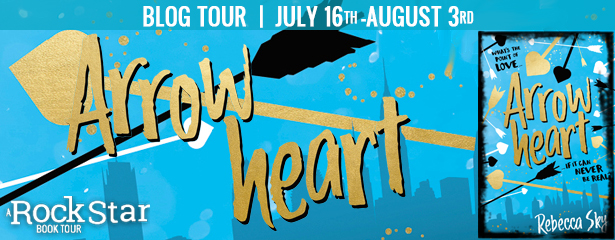 Blog Tour: Arrowheart by Rebecca Sky #bookreview @rebeccasky @adventurenlit #arrowheart #RockstarBookTours