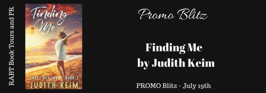 Book Blitz : Finding Me by Judith Keim