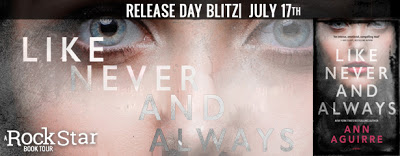 Release Day Blitz: Like Never and Always by Ann Aguirre