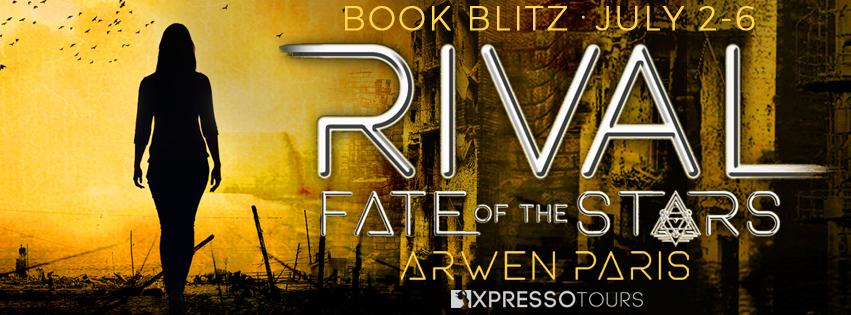 Book Blitz: Rival by Arwen Paris (XpressoTours)