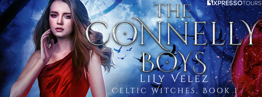 Cover Reveal: The Connelly Boys by Lily Velez @adventurenlit @itslilyvelez #youngadult #urbanfantasy