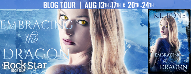 Book Tour: Embracing the Dragon by K.L. Bone