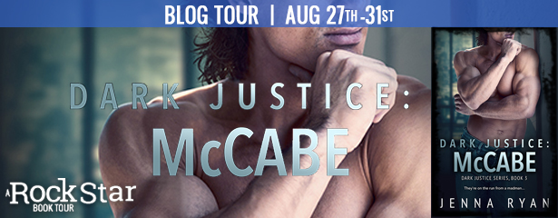 Blog Tour: Dark Justice: McCabe by