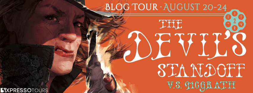 Blog Tour: The Devil's Standoff by V.S. McGrath