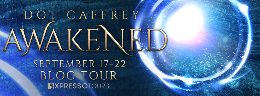 Blog Tour: Awakened by Dot Caffrey @adventurenlit @XpressoTours