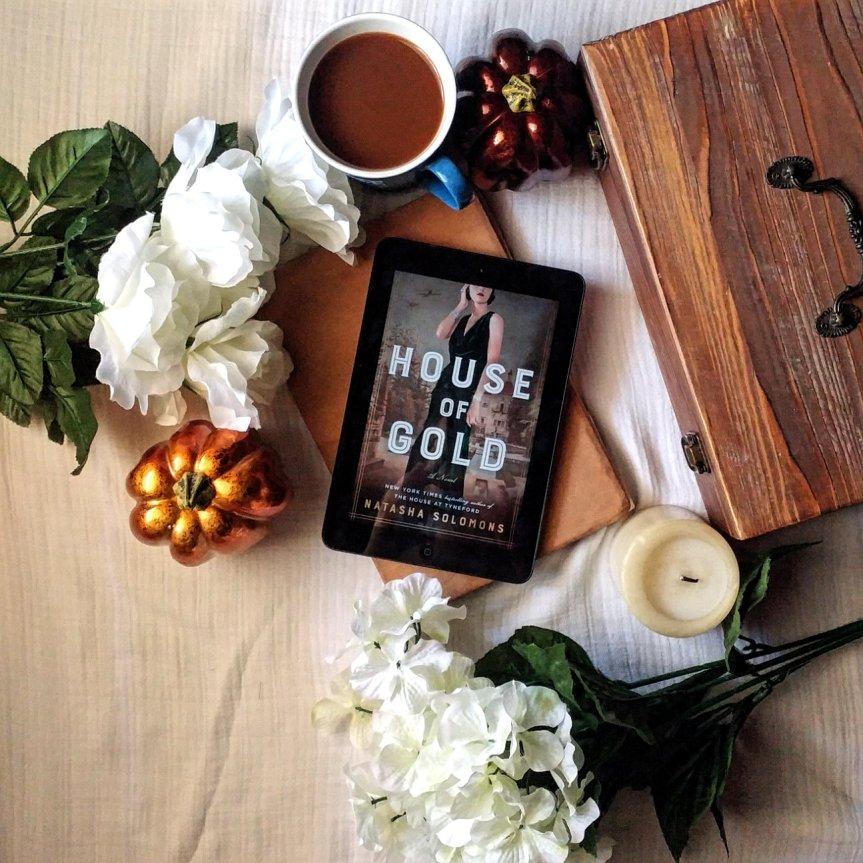 Reviewing House of Gold by Natasha Solomons @adventurenlit @natashasolomons #historicalfiction #periodpiece #HouseOfGold #NetGalley@penguinrandom
