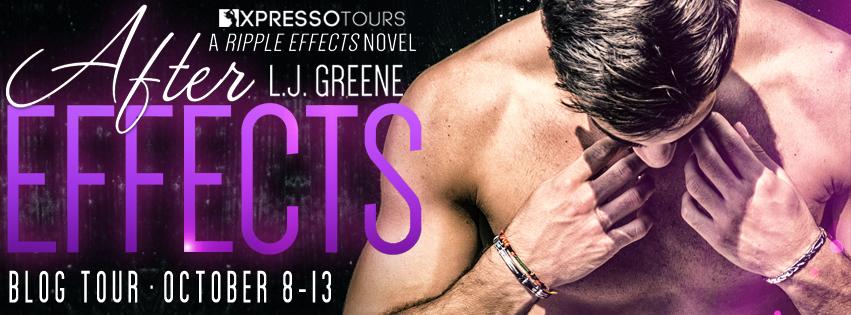 Blog Tour: Aftereffects by L.J. Greene @adventurenlit @authorljgreene @XpressoTours#romance