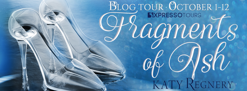 Blog Tour: Fragments of Ash by Katy Regnery @adventurenlit @XpressoTours @KatyRegnery #Romance #AdultFiction