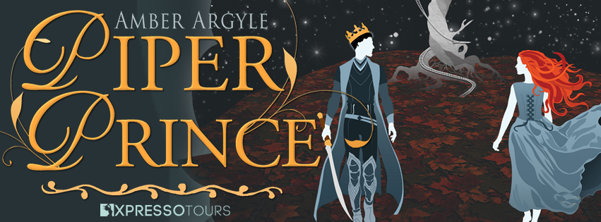 Revealing the Cover for Piper Prince by Amber Argyle @adventurenlit @amberargyle @XpressoTours #coverreveal