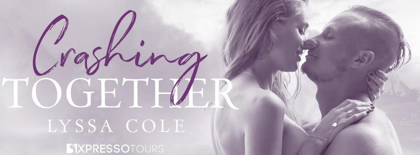 Cover Reveal: Crashing Together by Lyssa Cole