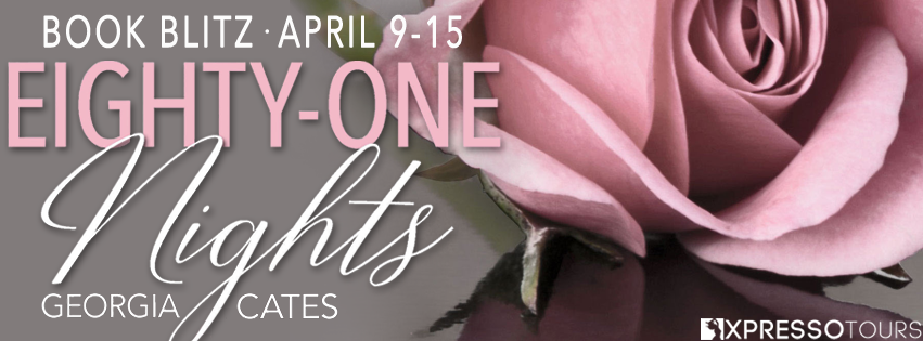 Book Blitz and Review: Eighty-One Nights by Georgia Cates