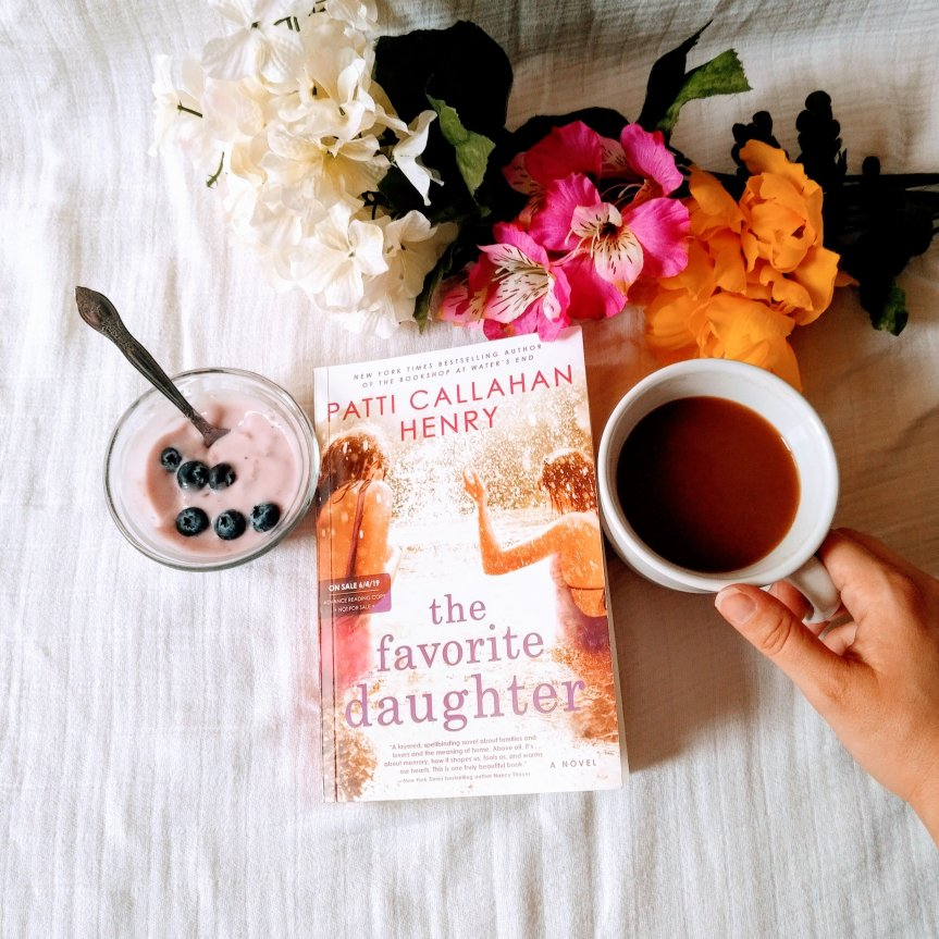 Book Review: The Favorite Daughter by Patti CallahanHenry