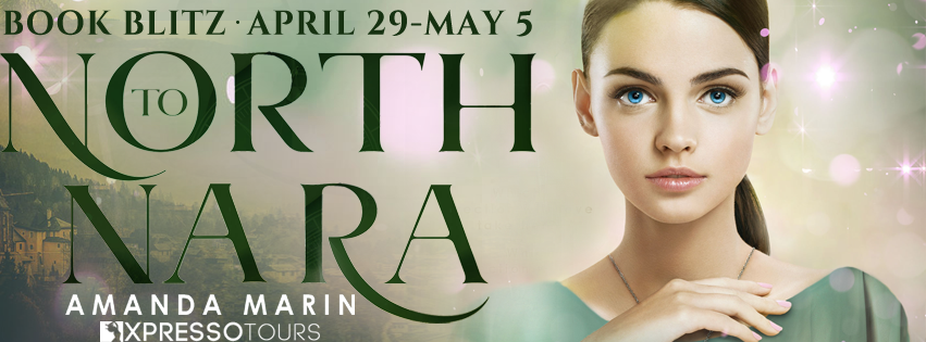 Book Blitz and Review: North to Nara by Amanda Marin