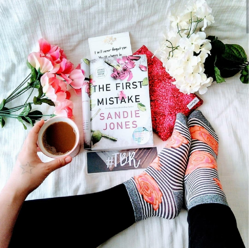 Book Review: The First Mistake by Sandie Jones
