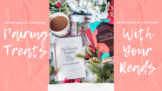 Pairing Treats with Your Reads – Snacking and reading,anyone?