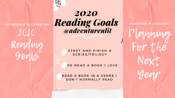🎀☕2020 Reading Goals and Plan to Achieve #2020goals #readinggoals ☕🎀