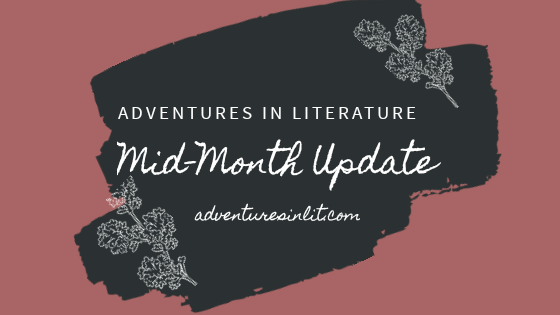 🎀☕Mid-Month Update: Let's Talk Books! #TalkingBooks #ThoughtsOnBooks #DecemberReading @adventurenlit☕🎀