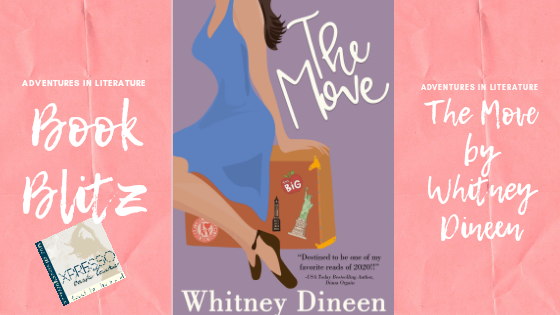 🎀☕Blitz: The Move by Whitney Dineen☕🎀